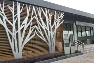 不锈钢-树
